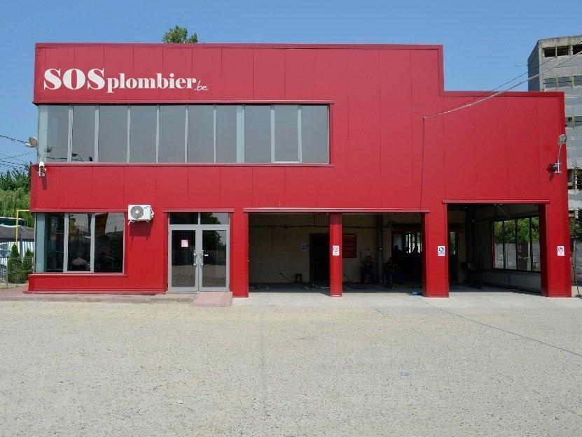 Dépôt SOS Plombier