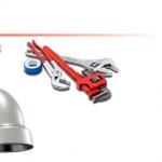 clé mollette plomberie