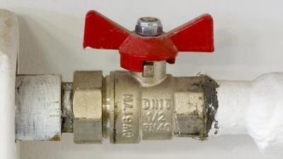 robinet fuite radiateur