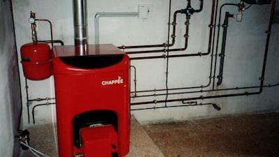 installation chauffage central