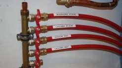 installation tuyaux plomberie